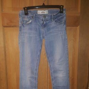 Hollister Laguna skinny jeans